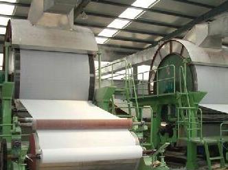造纸相关行业