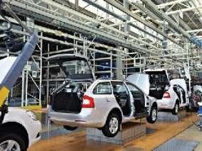 汽车制造相关行业
