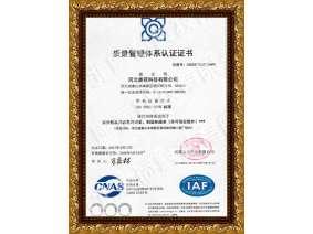 唐荷9000认证 中文
